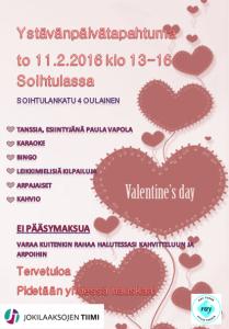 ystävänpäivä fb